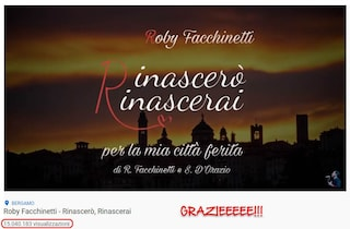 """Arriva a 15 milioni la canzone di Roby Facchinetti dedicata a Bergamo: """"Ne siamo colpiti"""""""