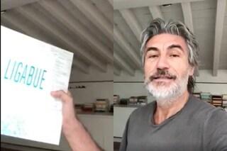 """Ligabue festeggia 30 anni del suo primo album: """"Una porta per vivere anni speciali"""""""