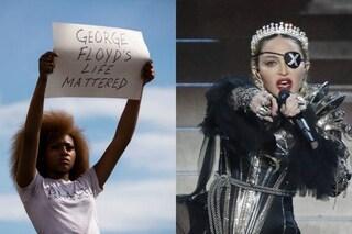 Madonna torna sulla morte di George Floyd: postato il video in cui chiede lo stop all'uso delle armi