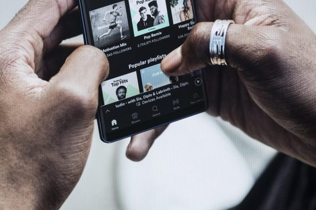 Spotify (ph Drew Angerer/Getty Images)