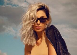 La scommessa di Anna Tatangelo è Guapo con Geolier: la cantante cambia pelle e sound