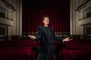 """Gianni Morandi farà un concerto in sicurezza per poche persone: """"Volevo stare vicino al pubblico"""""""