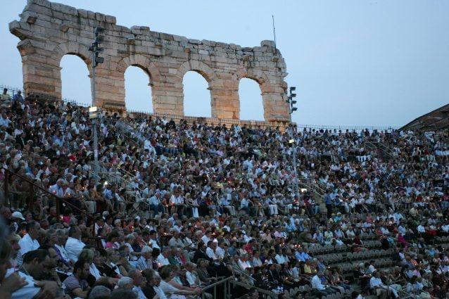 Arena di Verona (LaPresse)