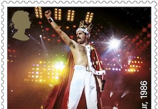 Per i Queen non solo Oscar e dischi di platino: a rendergli onore anche una serie di francobolli