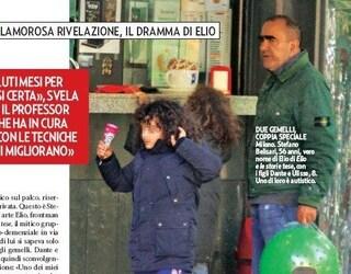 """Elio e il figlio autistico in lockdown: """"Sbagliato interrompere le terapie, tempo perso che non torna"""""""