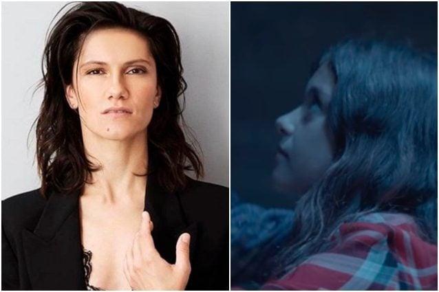 Protagonista di un suo videoclip, anche la cantante Elisa saluta Luna