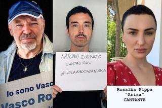 #iolavoroconlamusica, l'appello degli artisti al governo per i lavoratori dello spettacolo