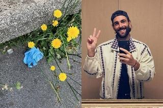 """La denuncia di Marco Mengoni, fotografa la spazzatura sotto casa: """"Tutto questo è avvilente"""""""