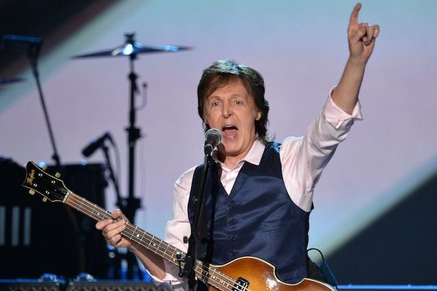 Paul McCartney (Kevin Winter/Getty Images)