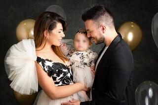 """Andrea Sannino annuncia il secondo figlio in arrivo: """"È Gioia una famiglia che cresce"""""""