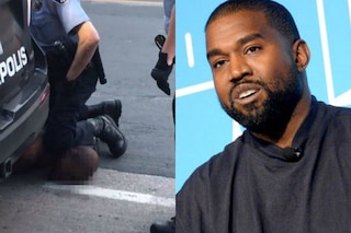 Kanye West dona due milioni per la figlia di George Floyd