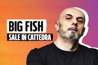 """Big Fish: """"I giovani sono stanchi della cultura musicale italiana, per questo la trap funziona"""""""