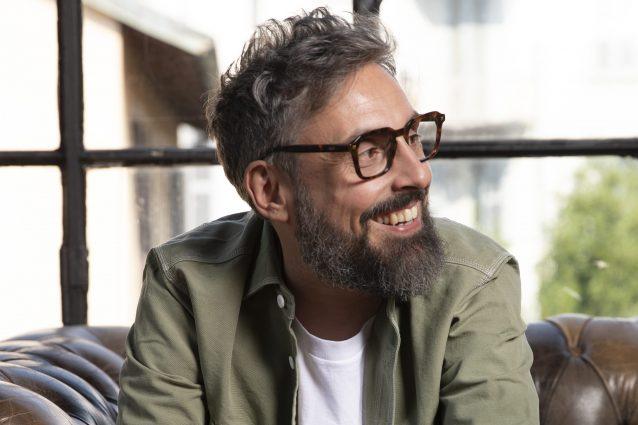 Dario Brunori (ph Leandro Emede)