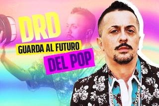 """Da Soldi a Defuera, Dardust diventa DRD: """"Ho cambiato per caratterizzare la mia strada pop"""""""