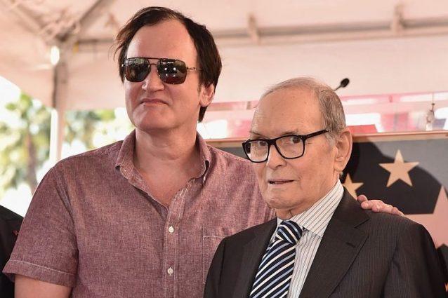 Con Quentin Tarantino