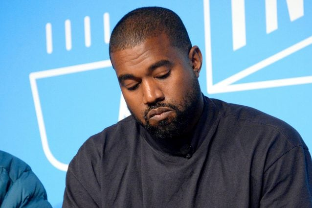 Kanye West (Brad Barket/Getty Images for Fast Company)