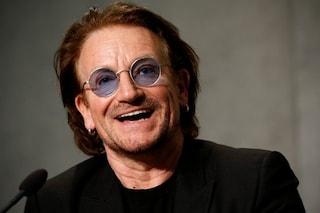 Coro italiano canta la hit che Bono ha dedicato all'Italia, gli U2 postano il video per ringraziarli