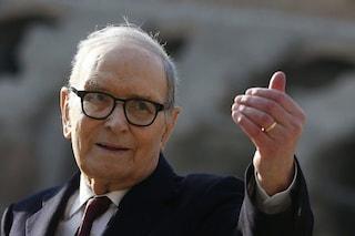 """L'Italia saluta Ennio Morricone, vip e istituzioni sui social: """"Se ne va un pezzo di noi"""""""