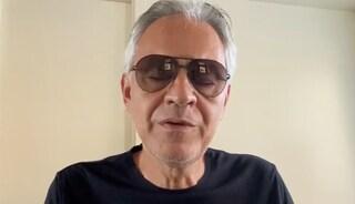 """Andrea Bocelli dopo le polemiche sul Covid-19: """"Se ho generato sofferenza, chiedo scusa"""""""