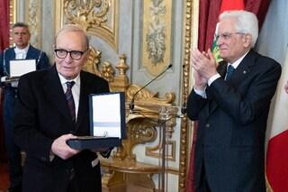 """Sergio Mattarella rende omaggio a Ennio Morricone: """"Artista geniale, ha dato prestigio all'Italia"""""""