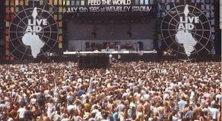 Sono passati 35 anni dal Live Aid, l'evento musicale che divenne una leggenda