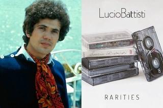 Il Lucio Battisti che non conoscete: raccolte in Rarities versioni rare dei successi del cantante