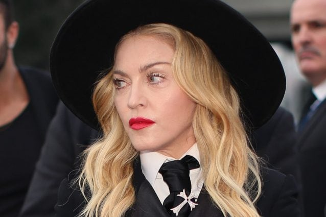 Madonna (ph Christopher Polk/Getty Images for NARAS)