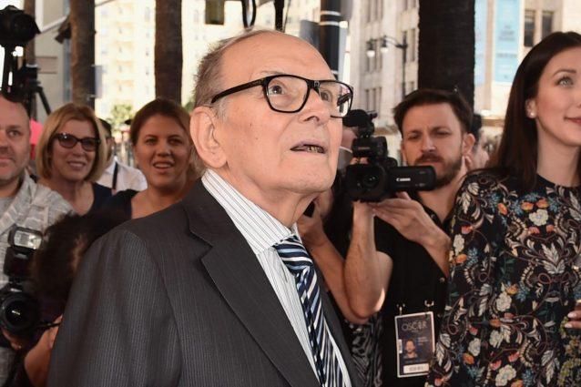 Ennio Morricone (Alberto E. Rodriguez/Getty Images)