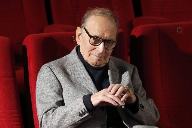 Ennio Morricone (LaPresse)