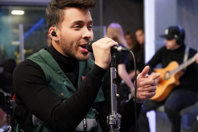 Prince Royce (Cindy Ord/Getty Images for SiriusXM)