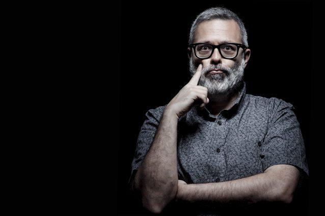 Frankie hi–nrg (ph Damiano Andreotti)