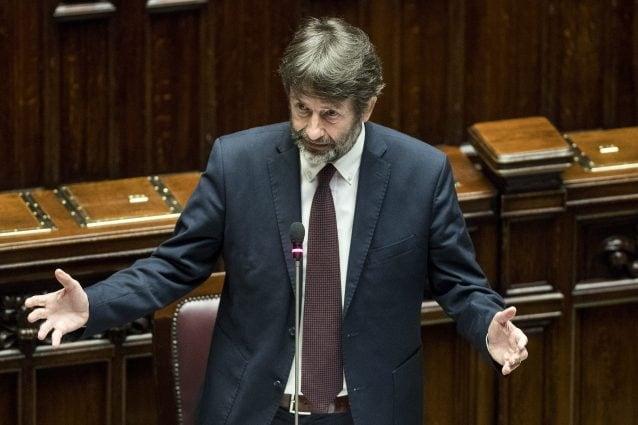 Il Ministro Dario Franceschini (LaPresse)