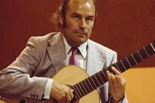 È morto Julian Bream, maestro britannico della chitarra classica e del liuto
