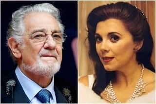 """La soprano che accusa Placido Domingo: """"Da lui avances e violenze: era il mio capo, mi vergognavo"""""""