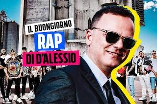 """Il Buongiorno rap di Gigi D'Alessio: """"Il pop suona vecchio di 30 anni, io mi rivedo nei rapper"""""""