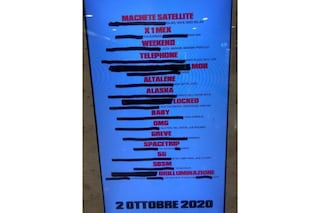 """Arriva il """"Bloody Vinyl 3"""": la tracklist nelle stazioni italiane, ci sono anche gli Fsk"""
