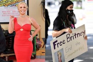 Britney Spears ringrazia il movimento #FreeBritney, che lotta per la fine della tutela legale
