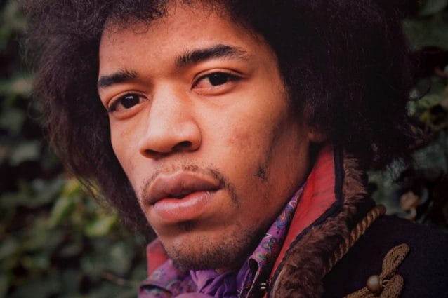 Jimi Hendrix © Cal Bernstein_Authentic Hendrix, LLC