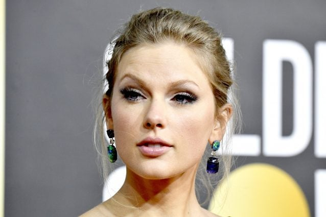 Taylor Swift (Frazer Harrison/Getty Images)