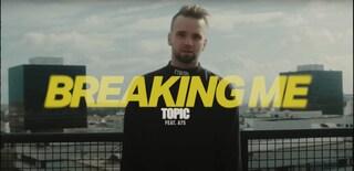 """Il significato di """"Breaking Me"""", il brano di Topic che ha scalzato Karaoke dalla testa delle radio"""