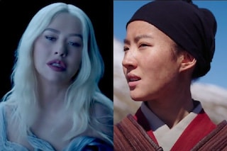 Significato, testo e traduzione di Reflection, in cui Christina Aguilera torna per Mulan
