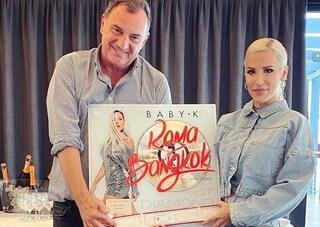 Il diamante di Baby K: un miliardo di views e la festa per il nuovo album