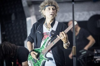 Riuscito l'intervento al bassista di Vasco, Golinelli aveva lasciato un concerto per il trapianto