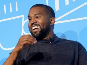 Kanye West (Photo by Brad Barket/Getty Images for Fast Company)