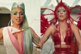"""Lady Gaga, il video di """"911"""" è un viaggio nella sua mente: """"L'esperienza con la malattia mentale"""""""