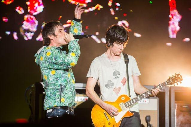 Gli Stone Roses (Samir Hussein/Getty Images)