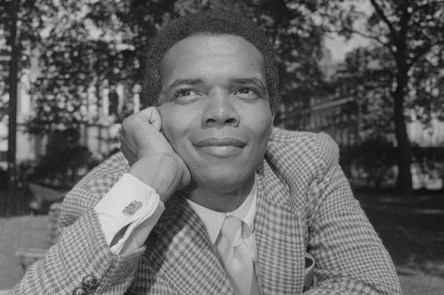 Johnny Nash (Photo by Ron Case/Keystone/Hulton Archive/Getty Images)
