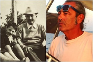 """Lutto per Luca Carboni, è morto il padre: """"Ciao papà, la morte è solo non essere visto"""""""
