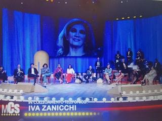"""Iva Zanicchi in Tv dopo il Covid: """"Ho stretto i denti, ma è stato brutto"""""""