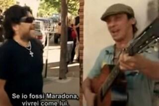 5 canzoni per ricordare Maradona e il mito del Pibe de Oro